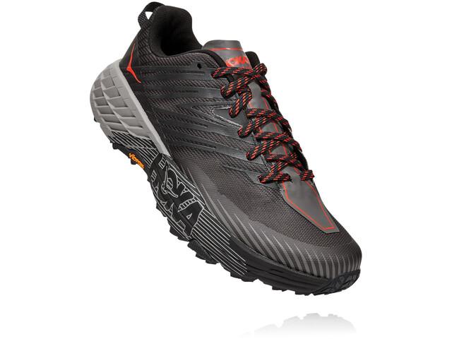 Hoka One One Speedgoat 4 Shoes Men, dark gull grey/anthracite